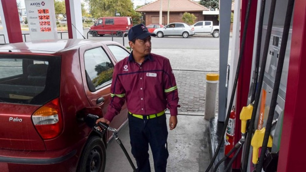 La petrolera AXION aumenta desde este martes sus naftas un 6% promedio