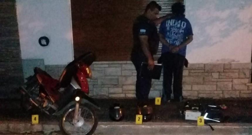 San Luis: detenido por robo en una vivienda