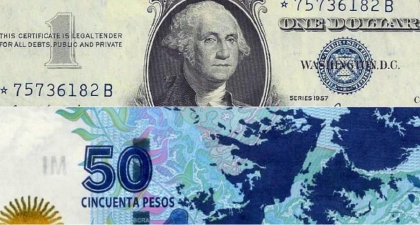 Estiman que el gobierno de Macri terminará con un dólar cinco veces más caro que el que recibió