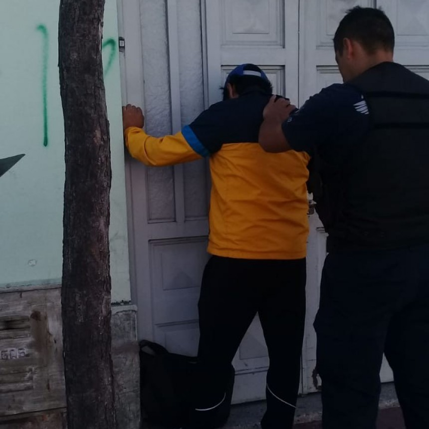 San Luis: detenido por sacar fotos a las mujeres en la vía pública