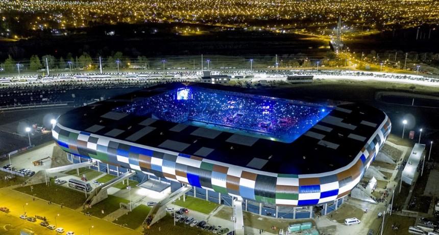 La Pedrera será sede de la Copa Argentina