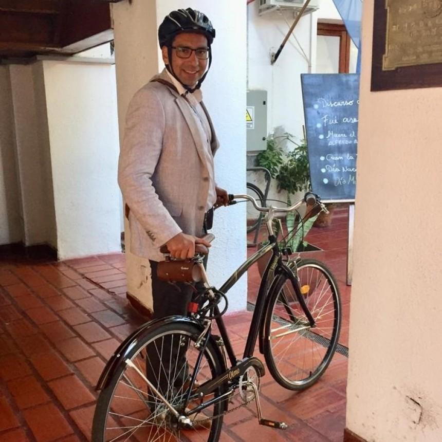 Proyecto de promoción del uso de bicicleta