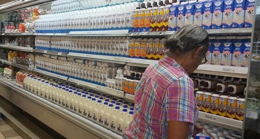 A raíz del faltante de leche, el Gobierno afirma que habrá nuevas marcas en Precios Cuidados
