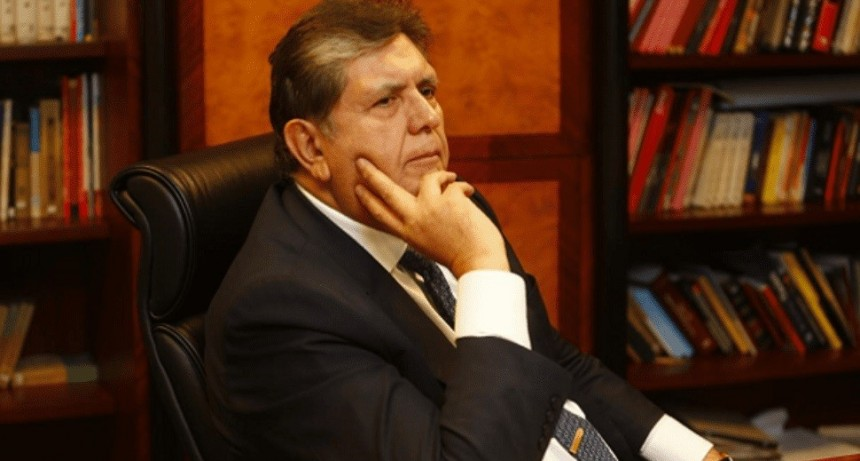 Se suicidó el ex presidente de Perú, Alan García: se disparó en la cabeza