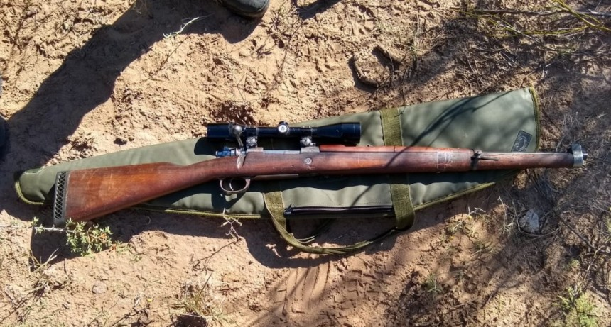 Beazley: se recuperaron armas de fuego sustraídas