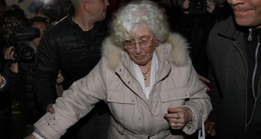 Murió Ofelia Wilhelm, la madre de Cristina Kirchner