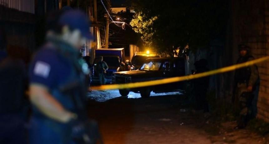 Masacre en México: grupo armado entró a una fiesta y mató a 13 personas