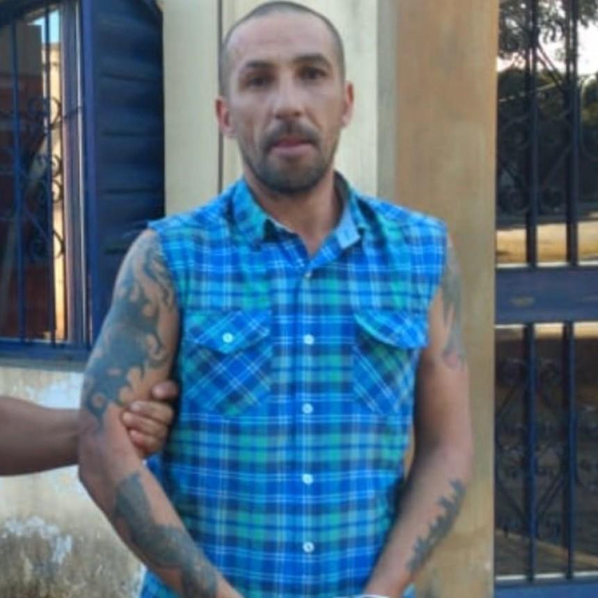 El Bagual: un hombre fue detenido luego de pegarle a su pareja y a la policía