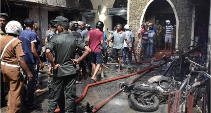 Sri Lanka: ascienden a más de 200 los muertos por los atentados