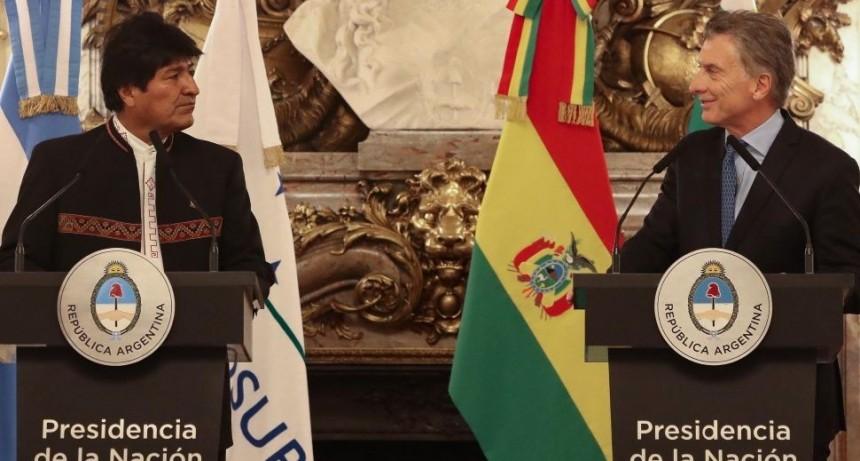 Evo Morales destacó la importancia de compartir la tecnología