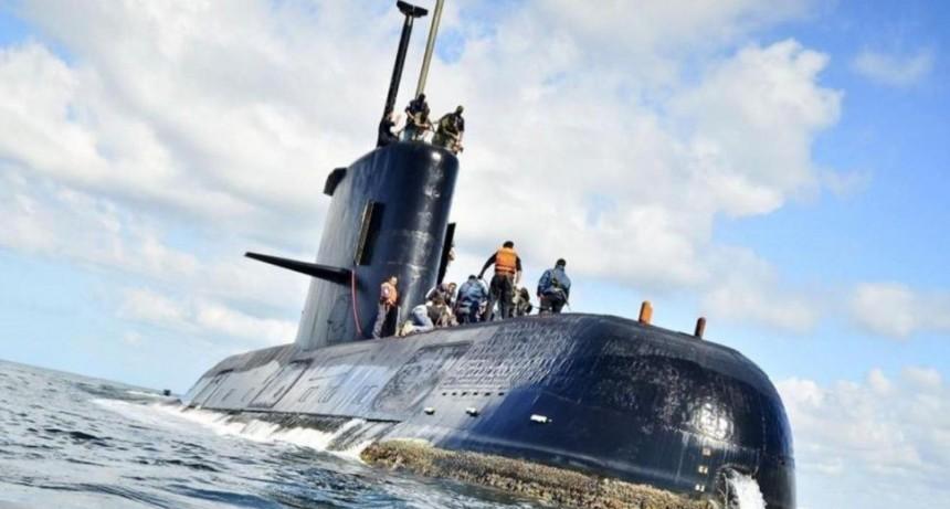ARA San Juan: familiares verán las imágenes del submarino hundido