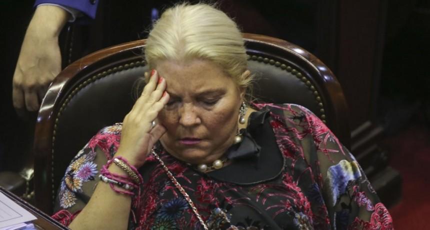 Tras sus dichos sobre De la Sota, declaran persona no grata a Carrió en Alta Gracia