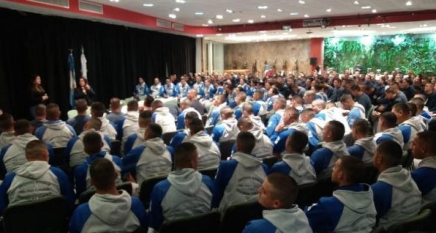 Cadetes y aspirantes a agentes se capacitan para el Operativo Villa de la Quebrada, Renca y Santa Rita 2019