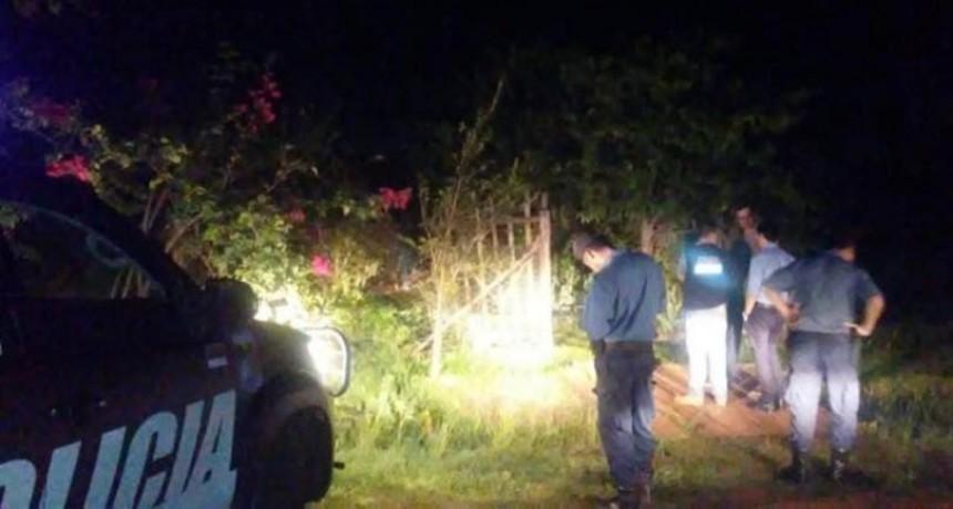Iguazú: Macheteó a dos hermanitos y uno de 5 años está con riesgo de vida