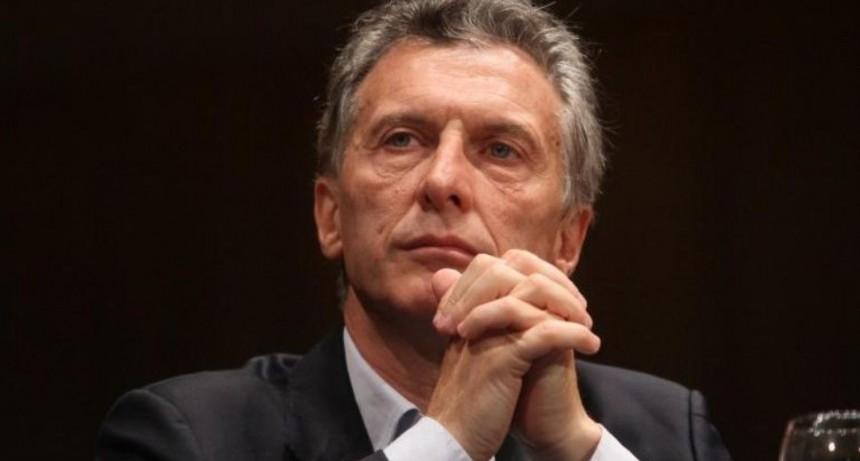 Macri suspendió su agenda para evaluar la crisis económica