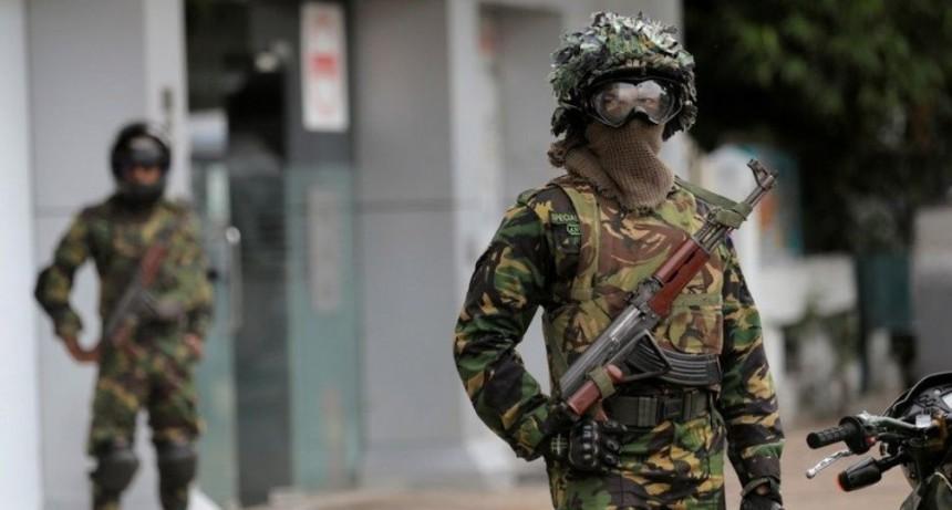 Tres nuevas explosiones sacuden a Sri Lanka