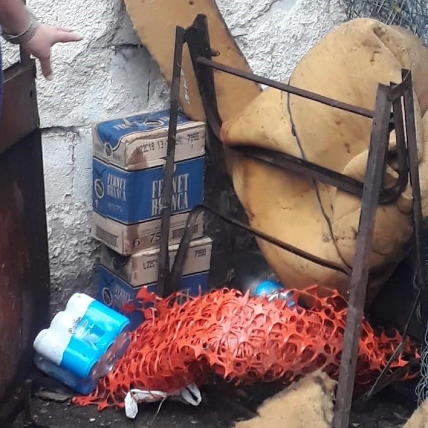 Villa de la Quebrada: detuvieron a un joven por robar bebidas alcohólicas