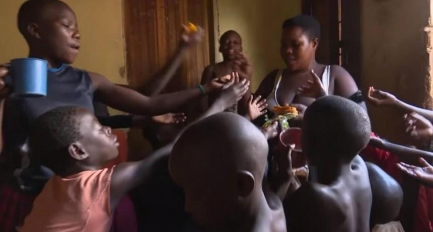 El drama de una madre de 39 años y 38 hijos