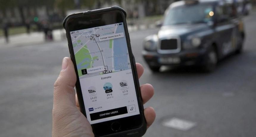 Uber le respondió a AFIP: los choferes no son empleados de la plataforma