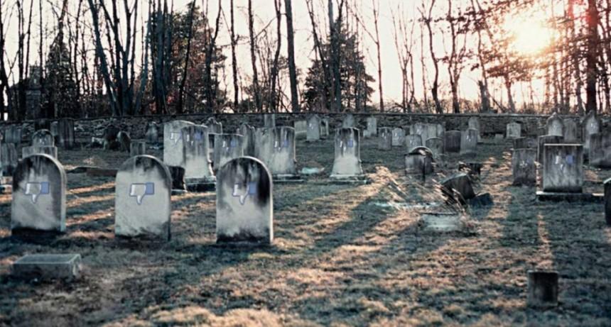 Pronostican que Facebook será un cementerio virtual para 2070: habrá más usuarios muertos que vivos