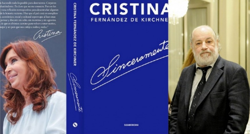 Bonadio quiere embargar el dinero que reciba Cristina Kirchner por su libro Sinceramente