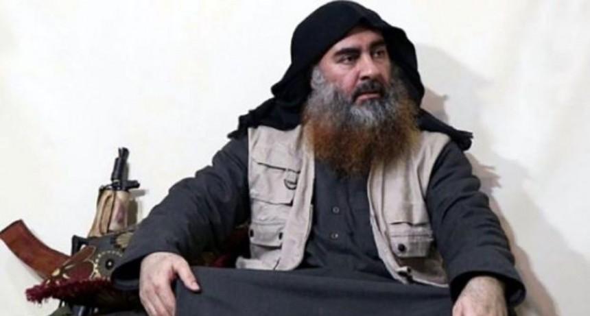 Tras cinco años, apareció en video el líder del Estado Islámico y celebró las muertes en Sri Lanka