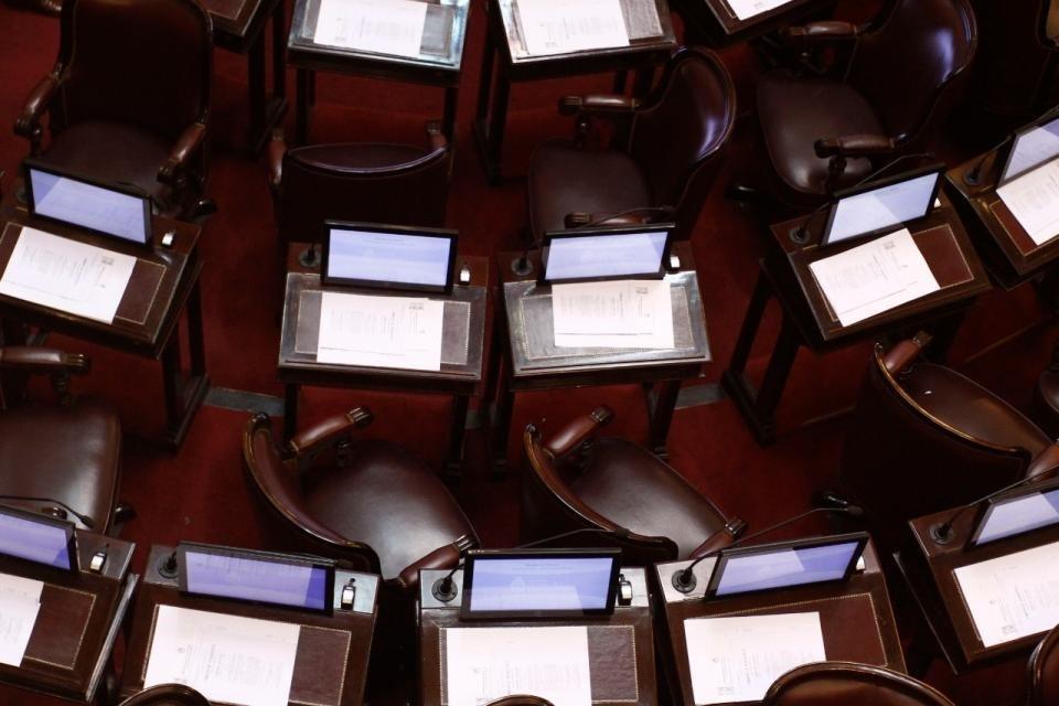 Se vienen las sesiones virtuales en el Congreso