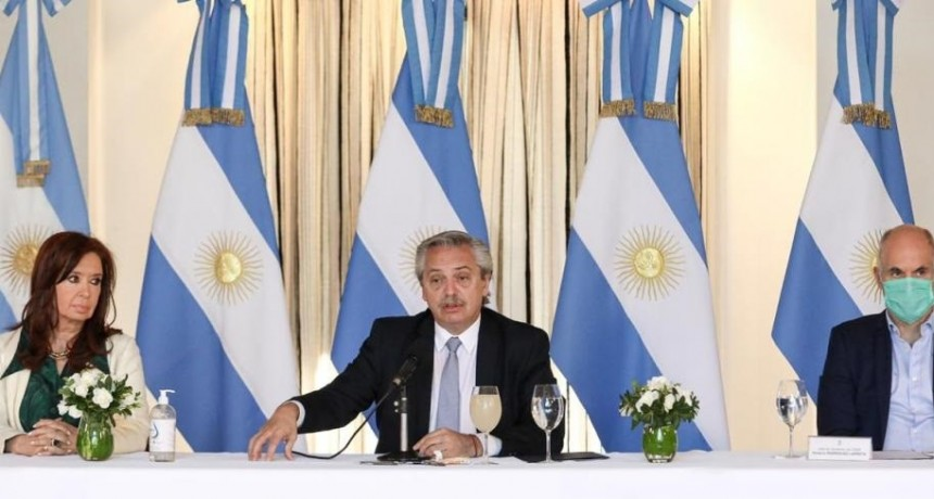 La jugada de Alberto Fernández detrás del anuncio de renegociación de la deuda en plena pandemia