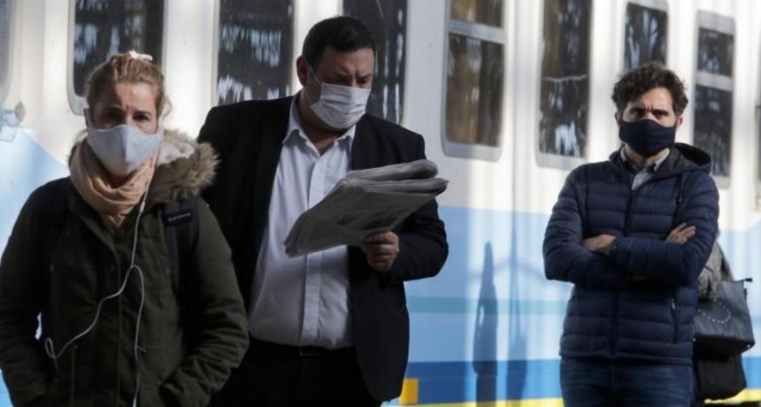 Coronavirus en Argentina: una nueva muerte llevó a 215 el total de fallecidos