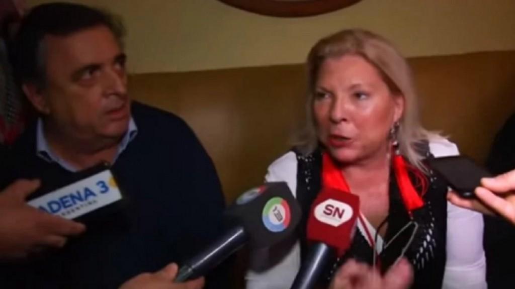 Denunciaron otra vez a Carrió, ahora por sus dichos sobre Catamarca