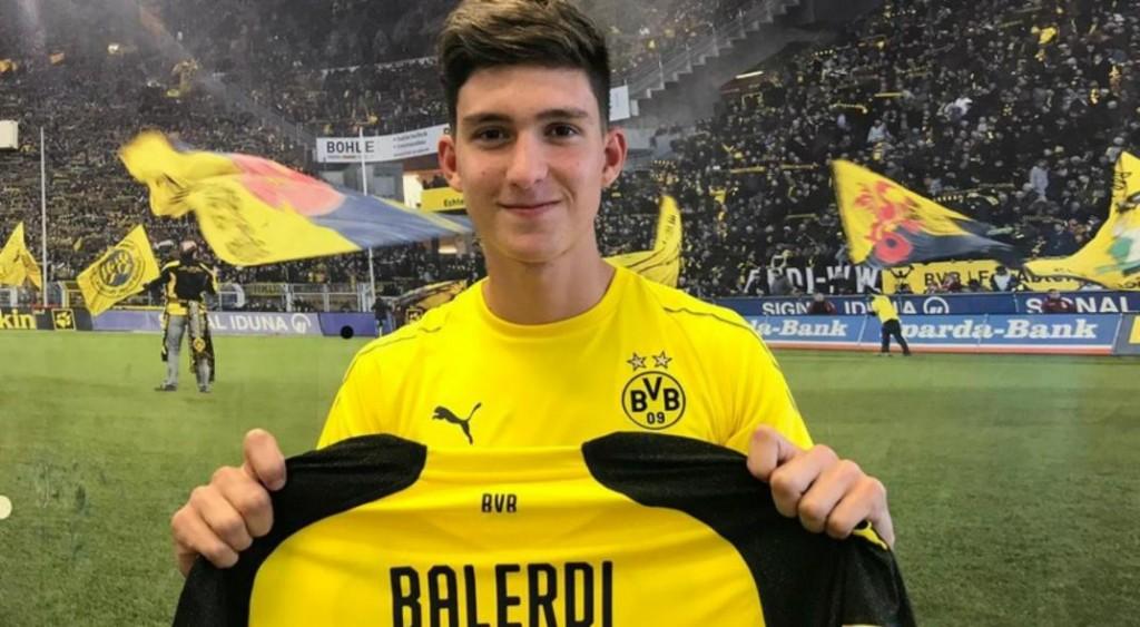 Leo Balerdi, fuera del mundial