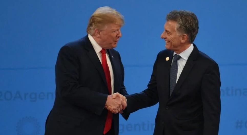 Macri llamó a Trump y le pidió un importante favor: ¿De qué hablaron?