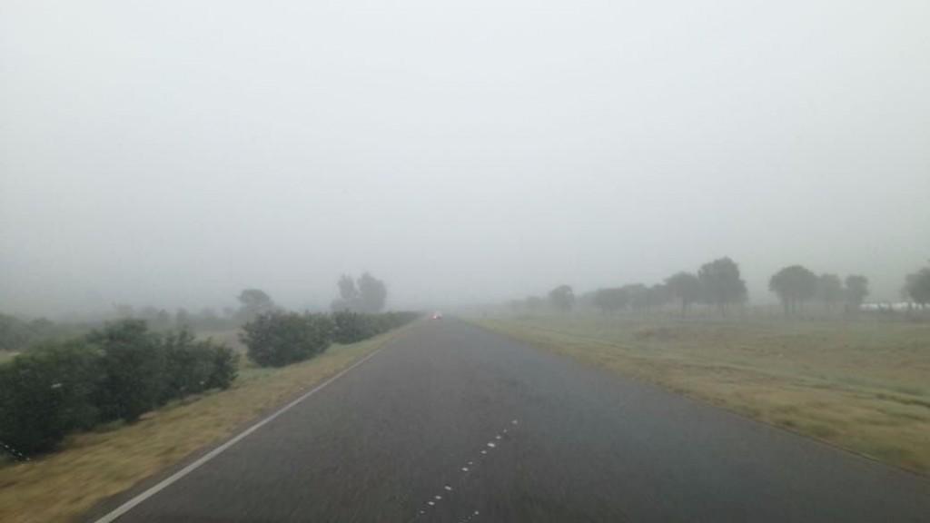Siguen los días grises, para mañana puede llegar la lluvia a la provincia