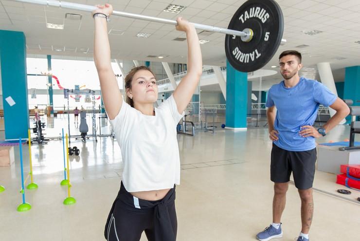 Agustina Lahiton la puntana que representará al país en el Panamericano Junior de Judo