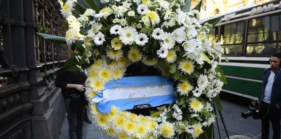 Velan los restos del diputado de la UCR asesinado en vendetta gitana
