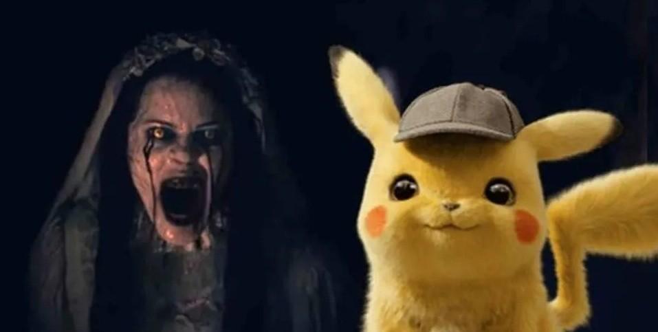 Nenes fueron al cine a ver Detective Pikachu y ocurrió algo terrorífico