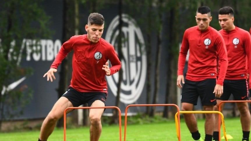 San Lorenzo ya tiene los 11 para enfrentar a Estudiantes