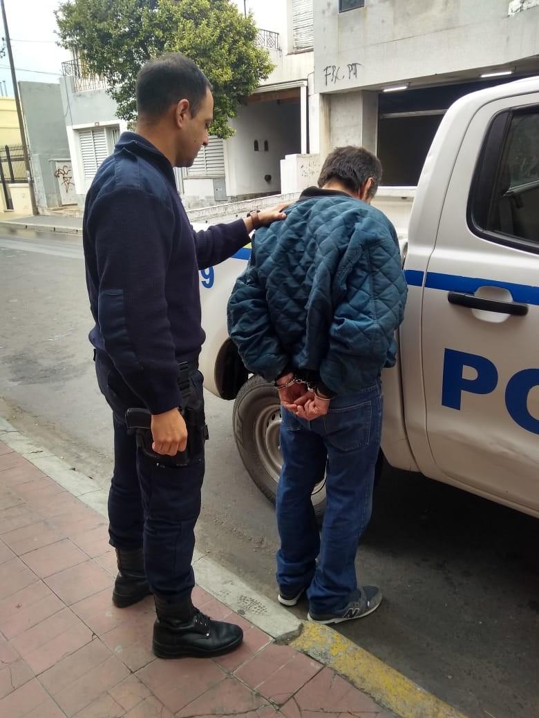 San Luis: fue enviado a la cárcel por robo calificado