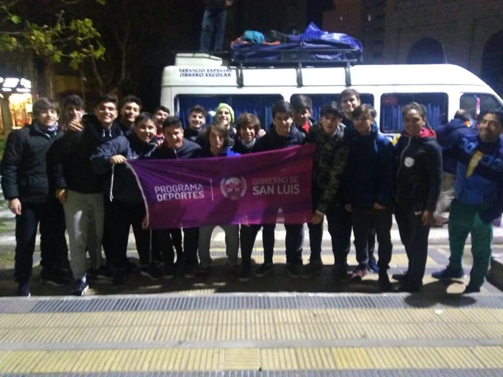 Comienza el Nacional para los cadetes de CHSL