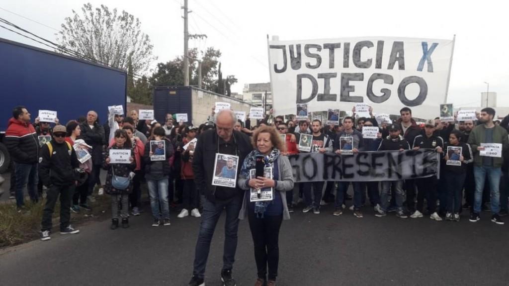 Martín Coronado: apartaron a cuatro policías por la muerte de un joven tras una persecución