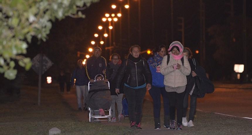 Miles de personas visitaron Villa de la Quebrada