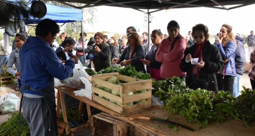 """""""Sol Puntano"""": los vecinos de la zona noreste de la ciudad aprovecharon los precios y calidad"""