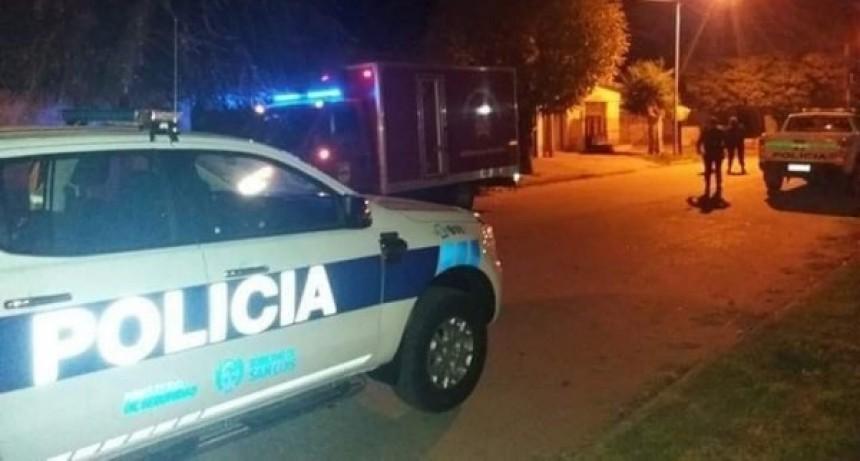 Villa Mercedes: choque frontal entre dos motos, fallecieron dos jóvenes