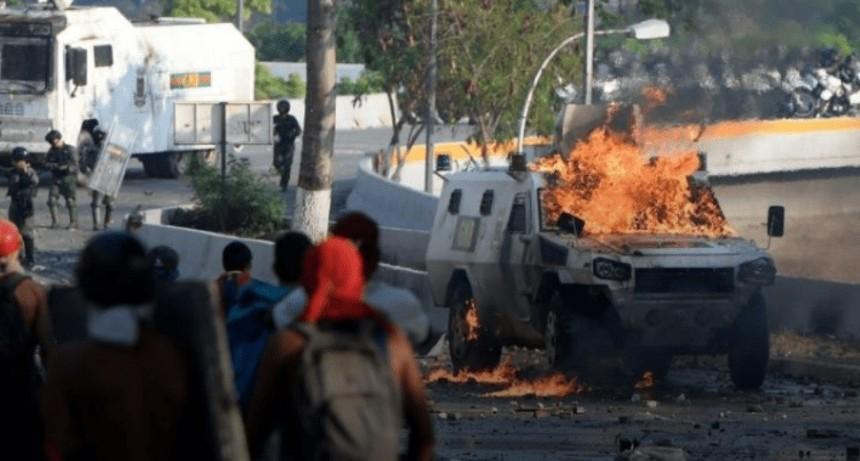 Venezuela: Cuatro muertos y más de 200 heridos durante las protestas