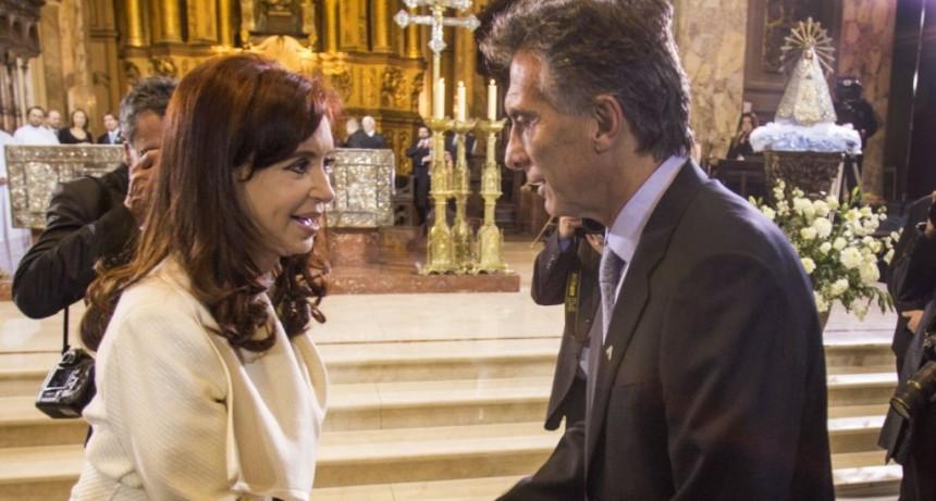Frigerio no descarta un encuentro entre Macri y Cristina