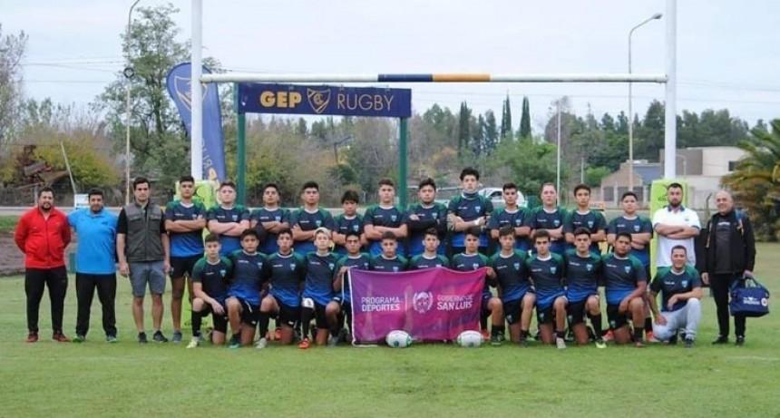 La Unión de Rugby San Luis tuvo una buena actuación en el Campeonato Argentino M16