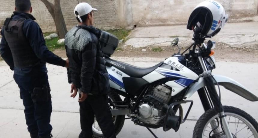 San Luis: dos jóvenes demorados por tener droga y elementos de dudosa procedencia