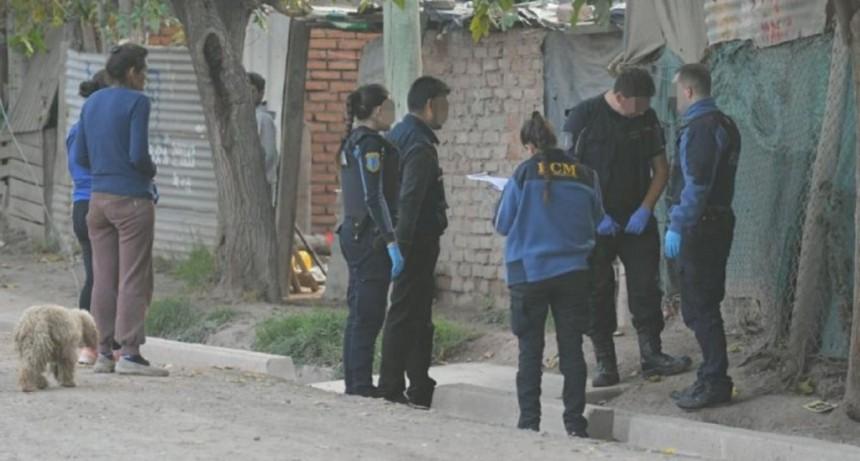 Una nena de 3 años fue asesinada al quedar en medio de un tiroteo en Mendoza