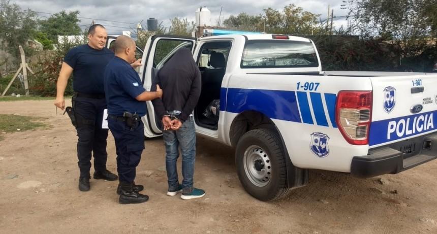 San Luis: un hombre fue enviado a la cárcel por robo.