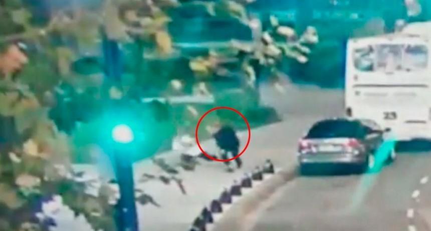 VIDEO: Así fue el ataque al diputado Héctor Olivares y su asesor